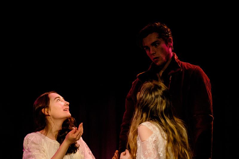 Macbeth theatre photography.