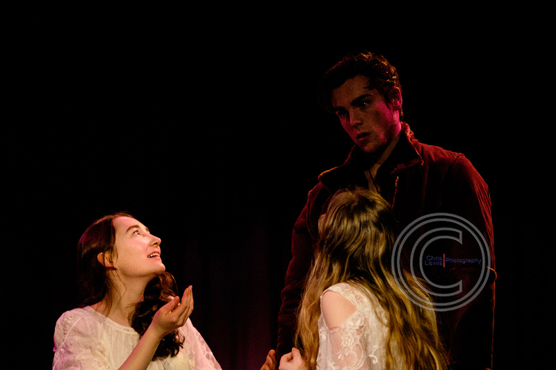 Macbeth theatre photography.